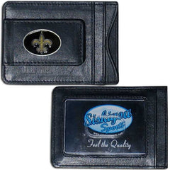 Cash & Cardholder New Orleans Saints