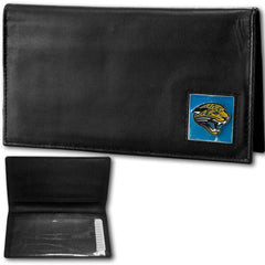 Jacksonville Jaguars - NFL Checkbook Cover in a Tin