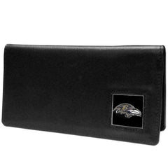 Baltimore Ravens - NFL Checkbook Cover in a Tin