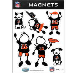 Bengals Family Magnets