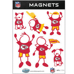 Chiefs Family Magnets