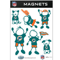 Dolphins Family Magnets