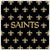 Saints Sunglass Microfiber Cleaning Cloth