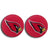 Arizona Cardinals Stud Earrings