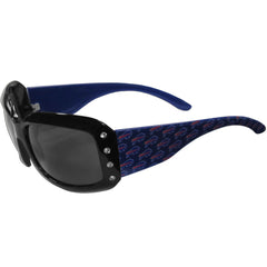 Bills Designer Sunglasses with Rhinestones