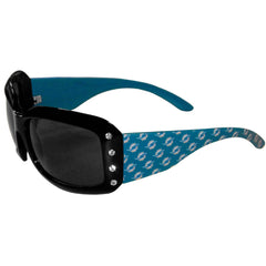 Dolphins Designer Sunglasses with Rhinestones