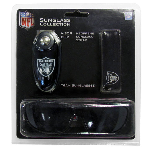 NFL Sunglass Set - Oakland Raiders