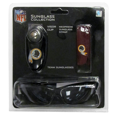 NFL Sunglass Set - Washington Redskins