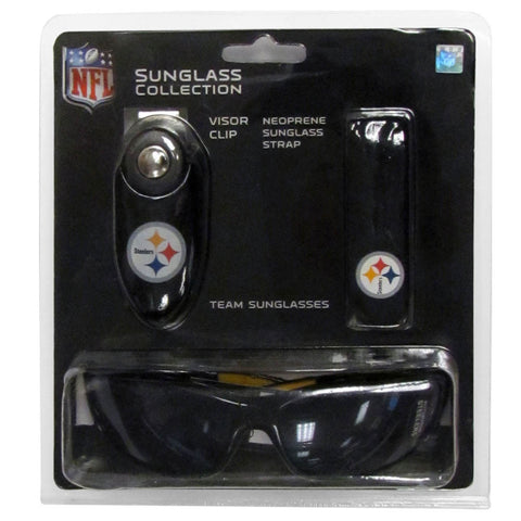 NFL Sunglass Set - Pittsburgh Steelers