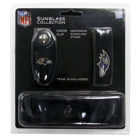 NFL Sunglass Set - Baltimore Ravens