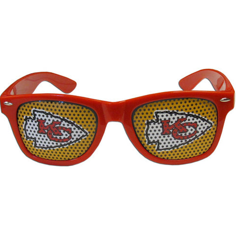 Chiefs Game Day Wayfarer Sunglasses