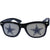 Cowboys Game Day Wayfarer Sunglasses