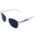 Cowboys White Wayfarer Sunglasses