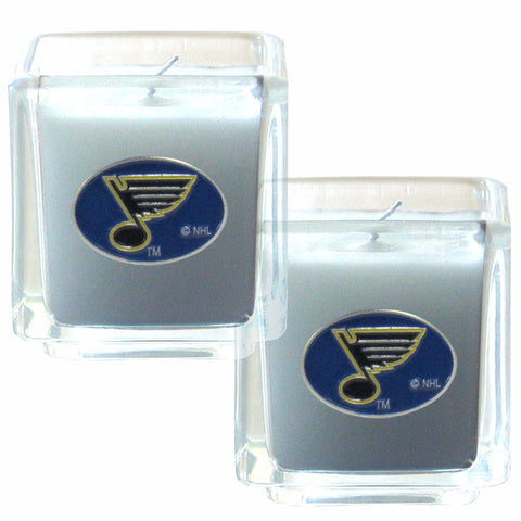 Blues NHL Candle Set