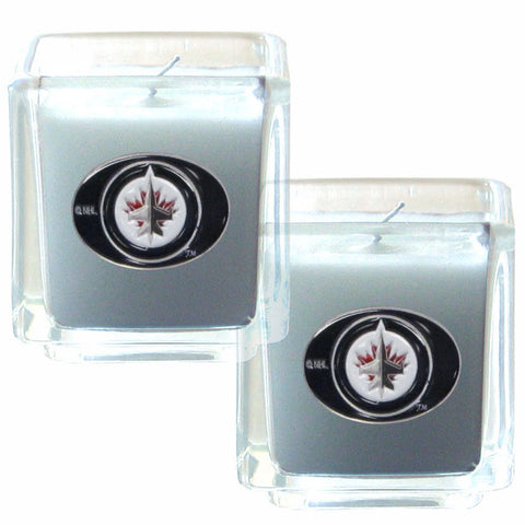 Winnipeg Jets Candle Set