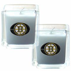 Bruins NHL Candle Set