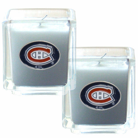 Canadiens NHL Candle Set