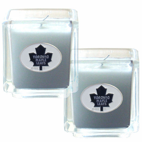 Maple Leafs NHL Candle Set