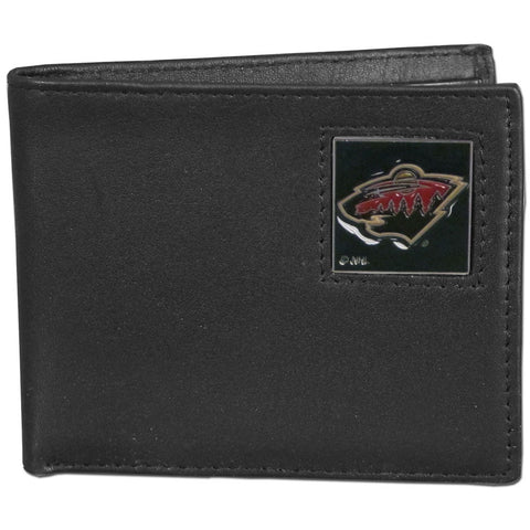 Wild Leather Bi-fold Wallet