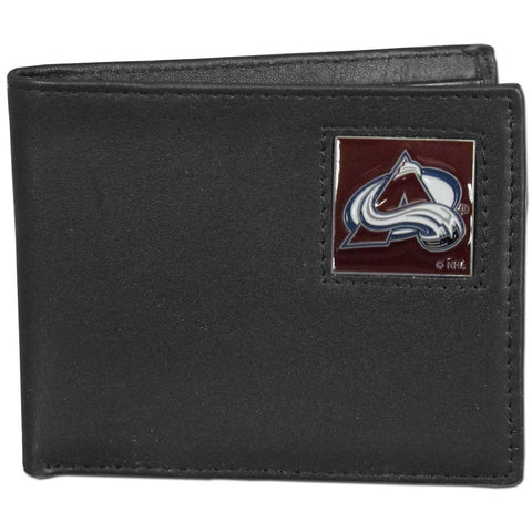 Avalanche Leather Bi-fold Wallet