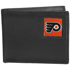 Flyers Leather Bi-fold Wallet