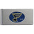 St. Louis Blues Brushed Metal Money Clip
