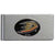 Anaheim Ducks Brushed Metal Money Clip