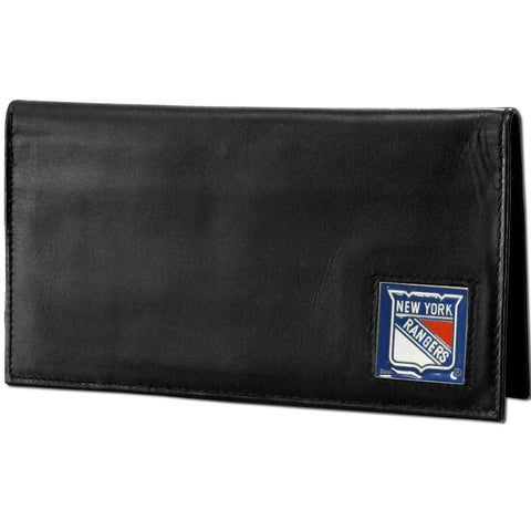 Rangers Leather Dlx. Checkbook