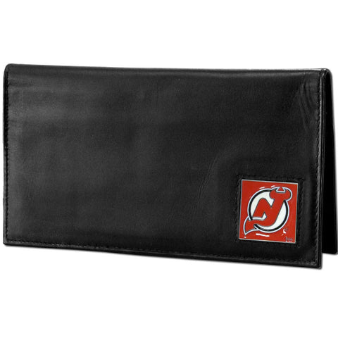 Devils Leather Dlx. Checkbook