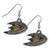 Ducks Dangle Earrings