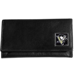 Penguins Leather Women's Wallet