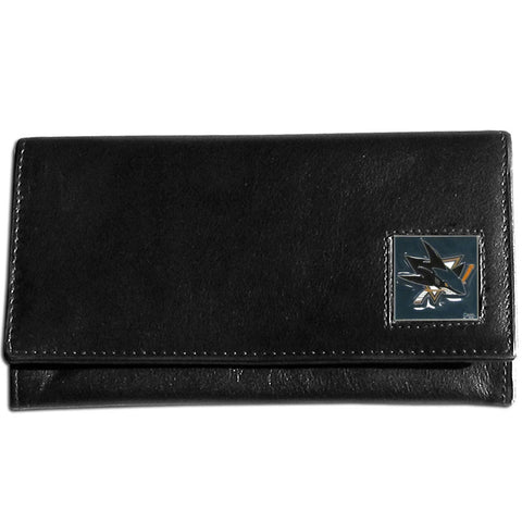 Sharks Leather Women's Wallet