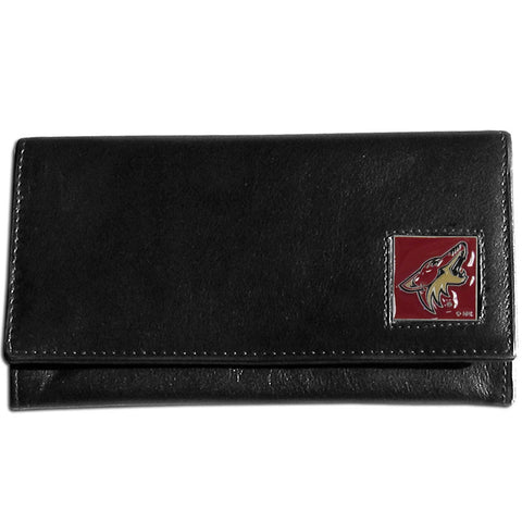 Coyotes Leather Women's Wallet