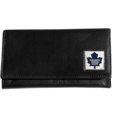 Maple Leafs Leather Women's Wallet