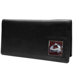Avalanche Leather Checkbook