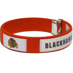 Blackhawks Fan Bracelet