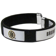 Bruins Fan Bracelet