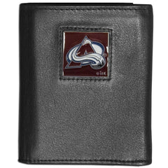 Avalanche Leather Tri-fold Wallet