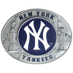 MLB Belt Buckle - New York Yankees