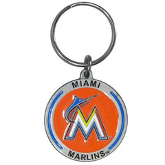 Marlins Key Chain