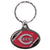 Reds Oval Key Chain