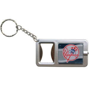 Yankees Flashlight Key Chain