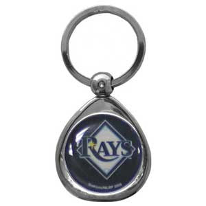 MLB Key Chain - Tampa Bay Rays