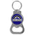 Rockies Bottle Opener Key Chain