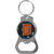 Tigers Bottle Opener Key Chain