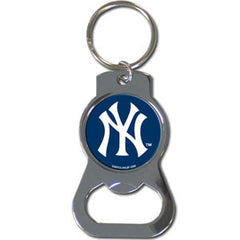 MLB Bottle Opener Keychain - New York Yankees