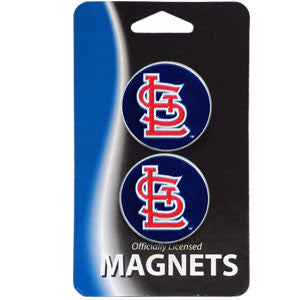 MLB Magnet Set - St. Louis Cardinals