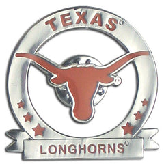 College Pin - Texas Longhorns