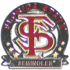 College Pin - Florida St Seminoles