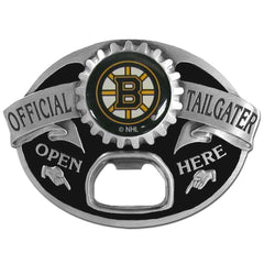 Boston Bruins Tailgater Buckle